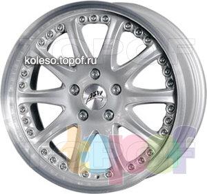 Колесные диски ASW Phonix. Изображение модели #1
