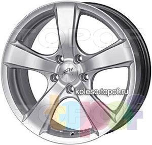 Колесные диски ASW Prestige. Изображение модели #1