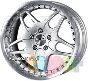 Колесные диски ASW R-Rad. Изображение модели #1