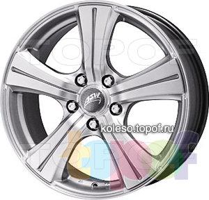 Колесные диски ASW Rodeo. Изображение модели #1