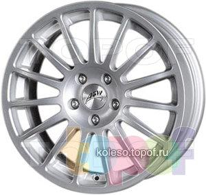 Колесные диски ASW Speichenrad. Изображение модели #1