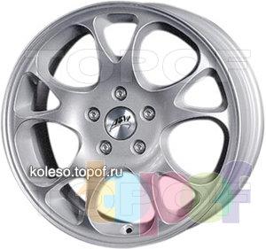 Колесные диски ASW Tecnic. Изображение модели #1