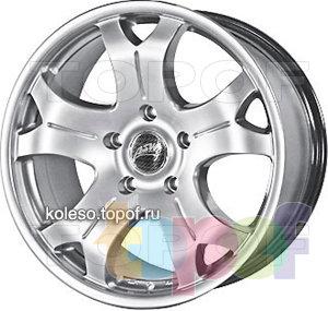 Колесные диски ASW Tornado. Изображение модели #1