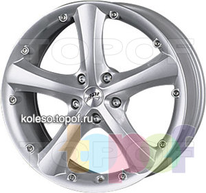 Колесные диски ASW Vesuv. Изображение модели #1