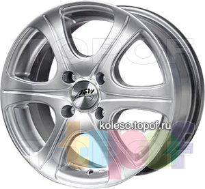 Колесные диски ASW Zentra. Изображение модели #1