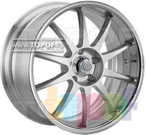 Колесные диски ATP 10 Sparco. Изображение модели #1