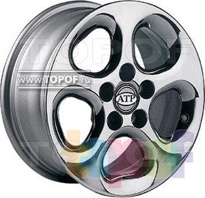 Колесные диски ATP Chrome. Изображение модели #1