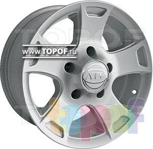 Колесные диски ATP Esse Off Road. Изображение модели #1