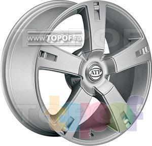 Колесные диски ATP Helicopter. Изображение модели #1