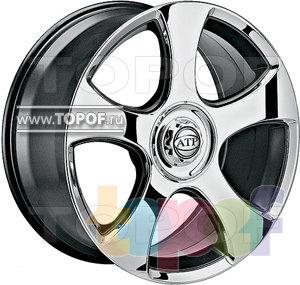Колесные диски ATP Magnum. Изображение модели #1