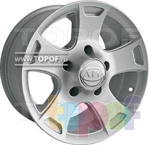 Колесные диски ATP S. Изображение модели #1