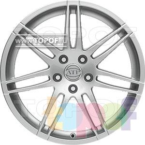 Колесные диски ATP S6. Изображение модели #2
