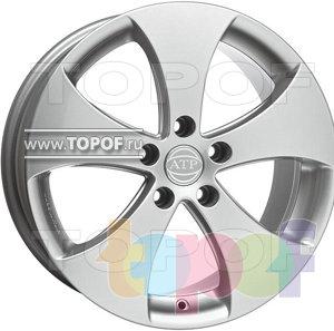 Колесные диски ATP Tieffe GT. Изображение модели #1