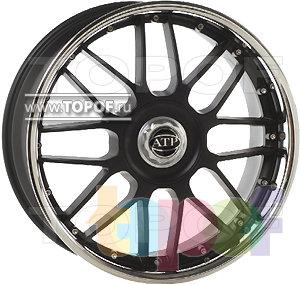 Колесные диски ATP Truck. Изображение модели #2