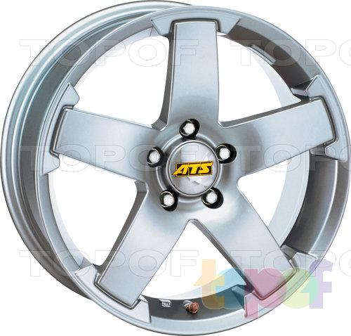 Колесные диски ATS Aquila. Изображение модели #1