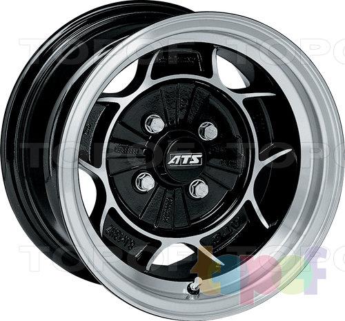 Колесные диски ATS Classic. Изображение модели #1