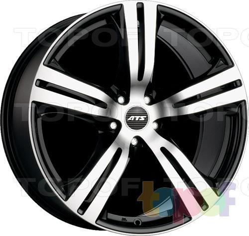 Колесные диски ATS Pegasus. Изображение модели #2