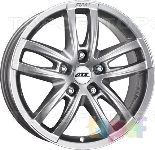 Колесные диски ATS Radial+. Изображение модели #1
