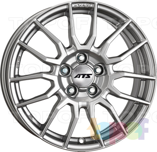 Колесные диски ATS Streetrace
