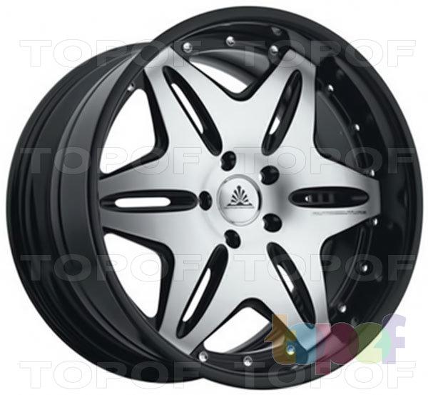 Колесные диски Auto Couture Agress. Изображение модели #1