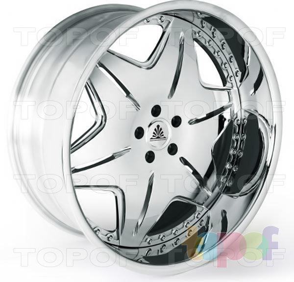 Колесные диски Auto Couture Agress. Изображение модели #2
