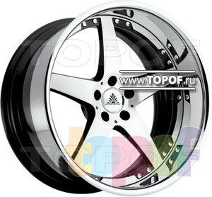 Колесные диски Auto Couture Aristo. Изображение модели #1
