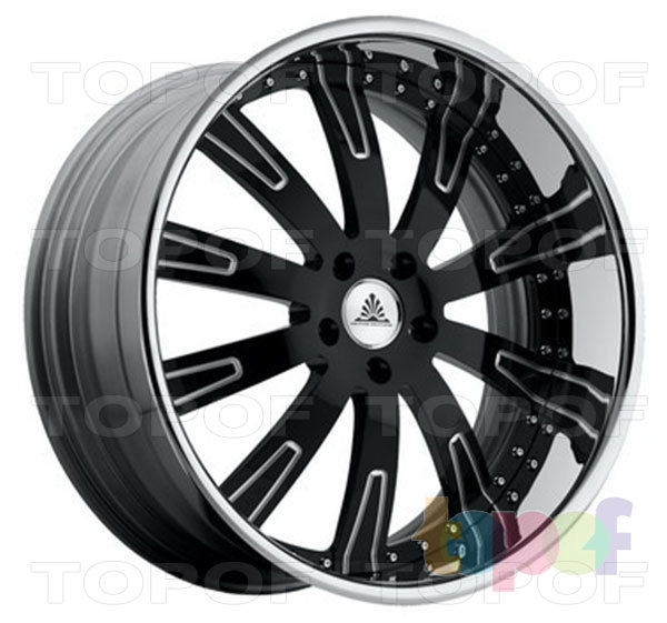 Колесные диски Auto Couture Conquest. Изображение модели #1