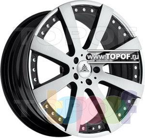 Колесные диски Auto Couture Crescent. Изображение модели #1