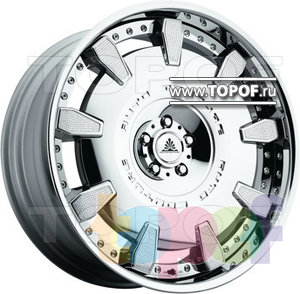 Колесные диски Auto Couture Diamonds. Изображение модели #1