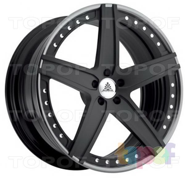 Колесные диски Auto Couture Dynasty. Изображение модели #1