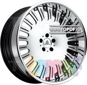 Колесные диски Auto Couture Empress. Изображение модели #1