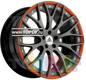Колесные диски Auto Couture Slate. Изображение модели #1