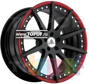 Колесные диски Auto Couture Tempest. Изображение модели #1