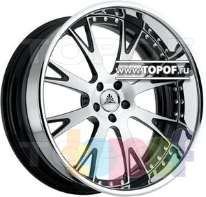 Колесные диски Auto Couture Tension 8. Изображение модели #1