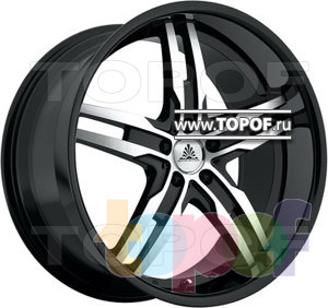 Колесные диски Auto Couture Transform 5. Изображение модели #1