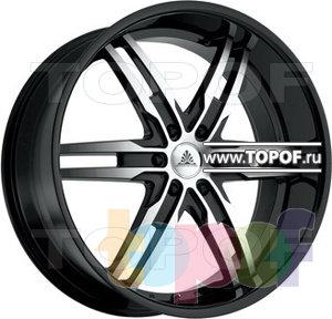 Колесные диски Auto Couture Transform 6. Изображение модели #1