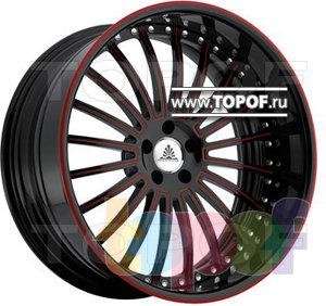 Колесные диски Auto Couture Vital. Изображение модели #1