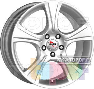 Колесные диски AWS Beverly. Изображение модели #1