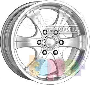 Колесные диски AWS Colorado. Изображение модели #1