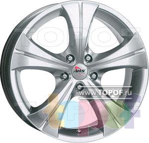 Колесные диски AWS Dakar. Изображение модели #1