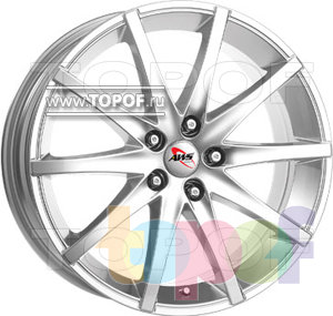 Колесные диски AWS Le Mans. Изображение модели #1