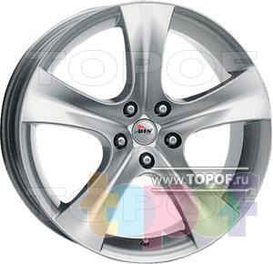 Колесные диски AWS Racing. Изображение модели #1