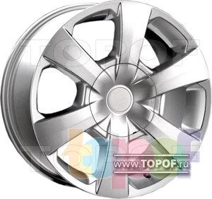 Колесные диски AZ Adventure. Изображение модели #1