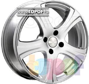 Колесные диски AZ Karisma. Изображение модели #1