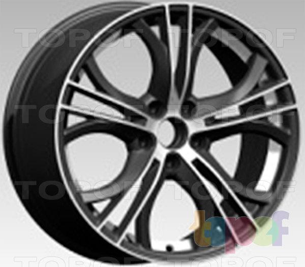 Колесные диски Bantaj BJ0302. Изображение модели #1