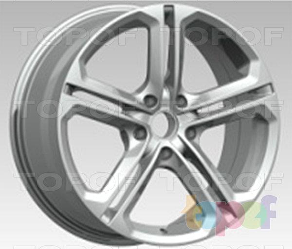 Колесные диски Bantaj BJ0303. Изображение модели #1