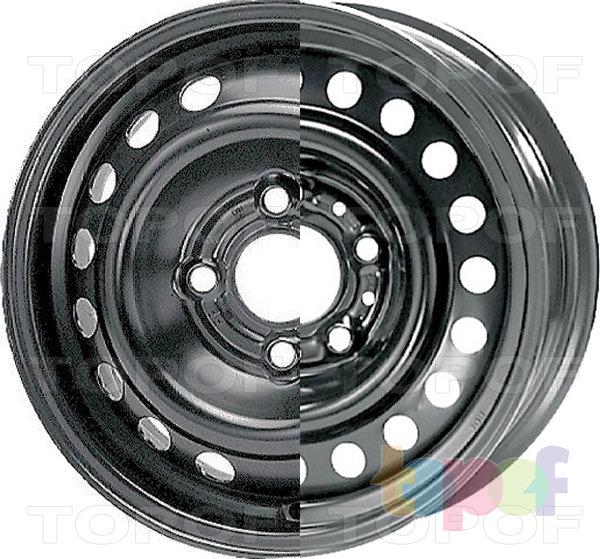 Колесные диски Bantaj BJ1002. Изображение модели #1
