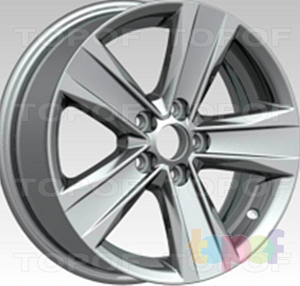 Колесные диски Bantaj BJ2710. Изображение модели #1