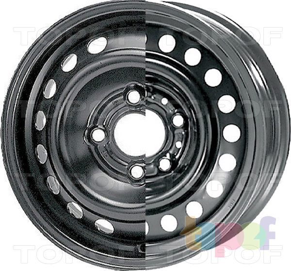 Колесные диски Bantaj BJ5210. Изображение модели #1
