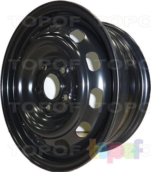 Колесные диски Bantaj BJ8735. Изображение модели #2
